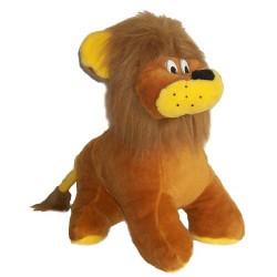 Lew duży siedzący
